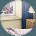 Подоконники в спальню